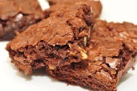 Brownies aren't so innocent.