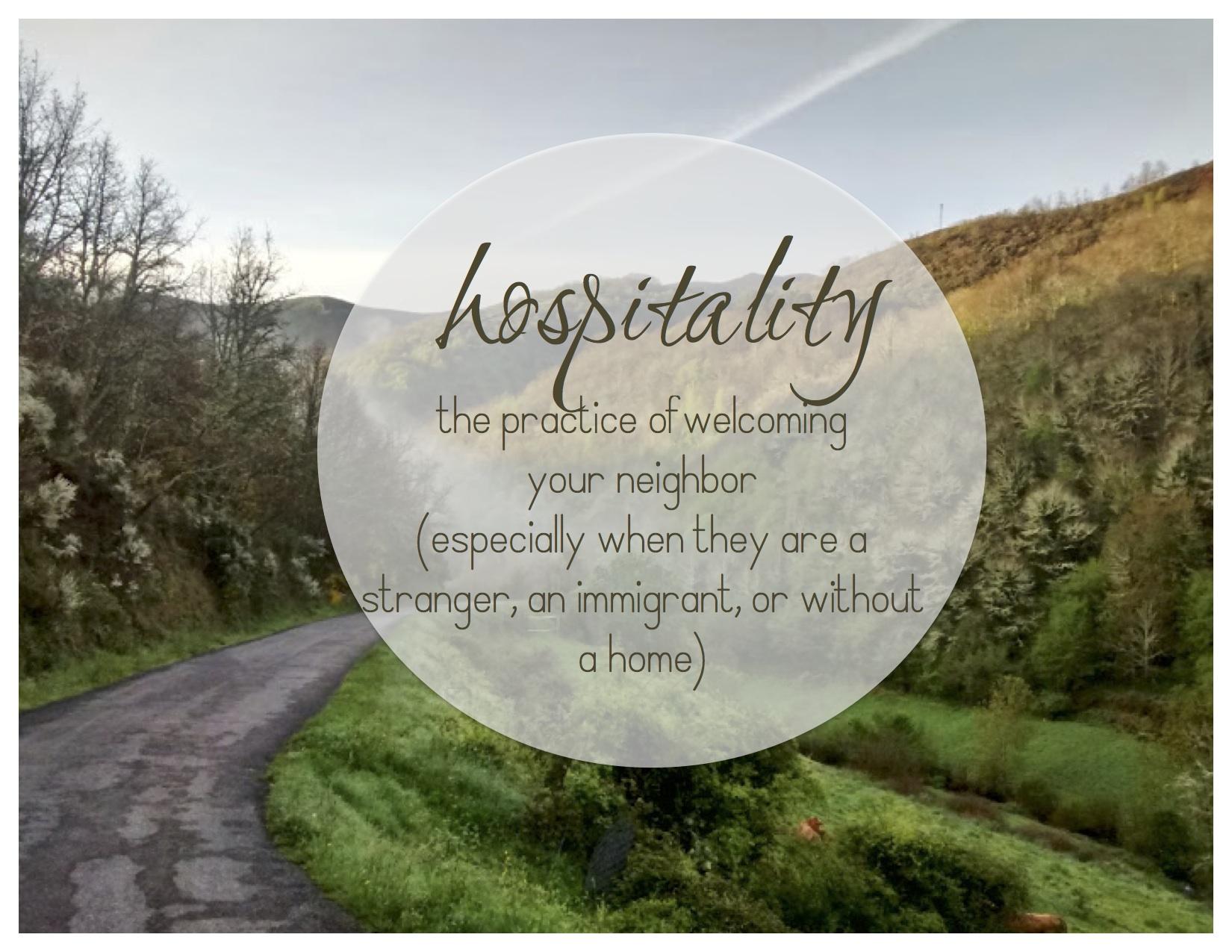 hospitality image